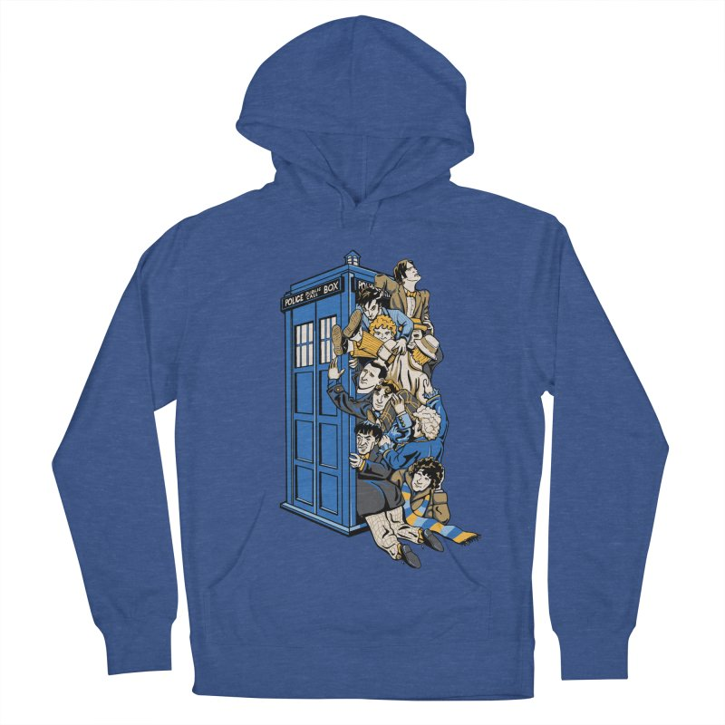 Who's Who Women's French Terry Pullover Hoody by Ian Leino @ Threadless