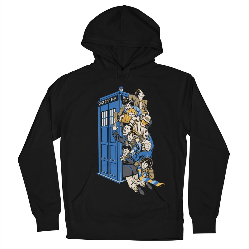 Who's Who Men's French Terry Pullover Hoody by Ian Leino @ Threadless