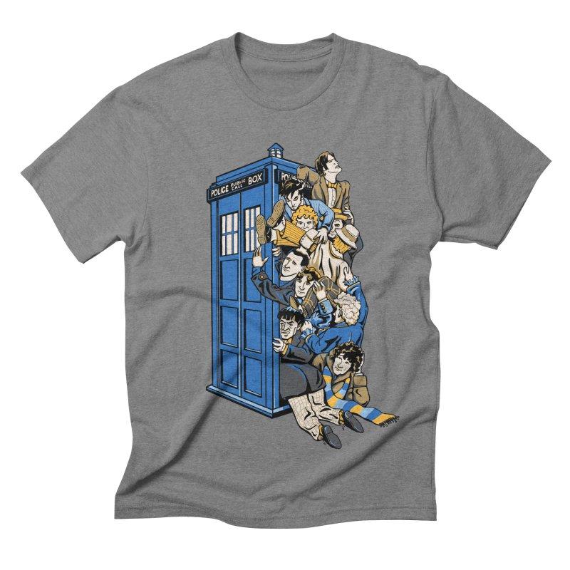 Who's Who Men's Triblend T-shirt by Ian Leino @ Threadless