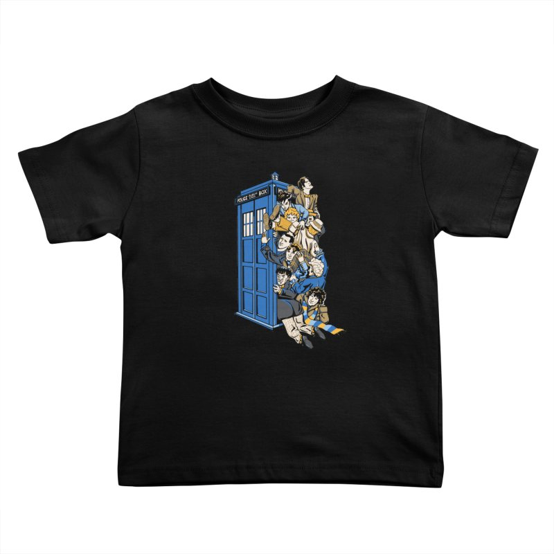 Who's Who Kids Toddler T-Shirt by Ian Leino @ Threadless