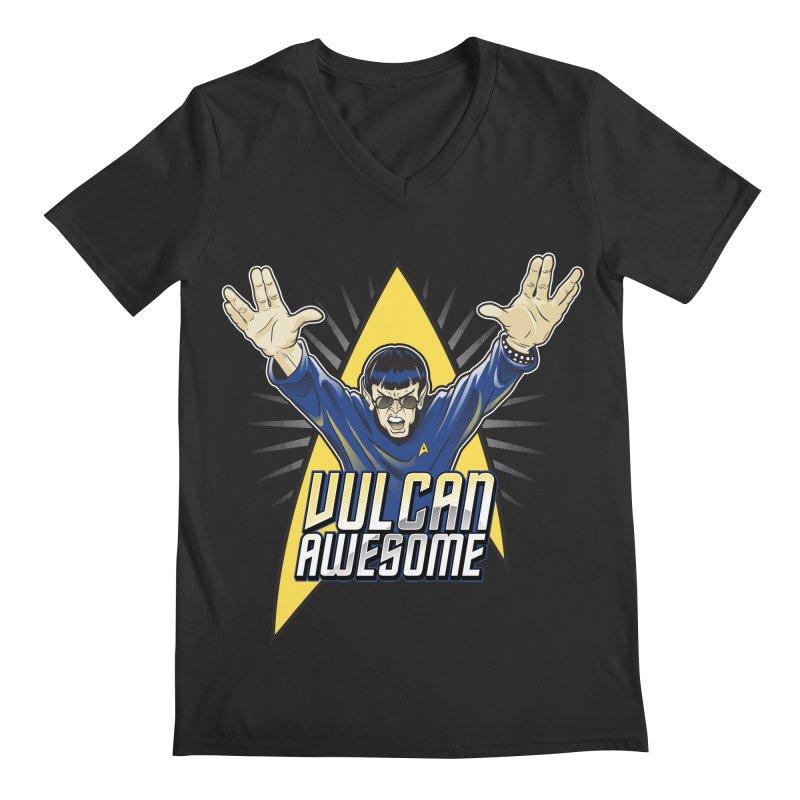 Vulcan Awesome   by Ian Leino @ Threadless