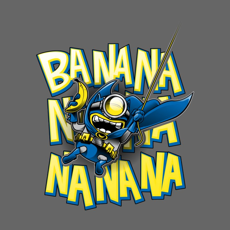 Banana Nana Home Fine Art Print by Ian Leino @ Threadless