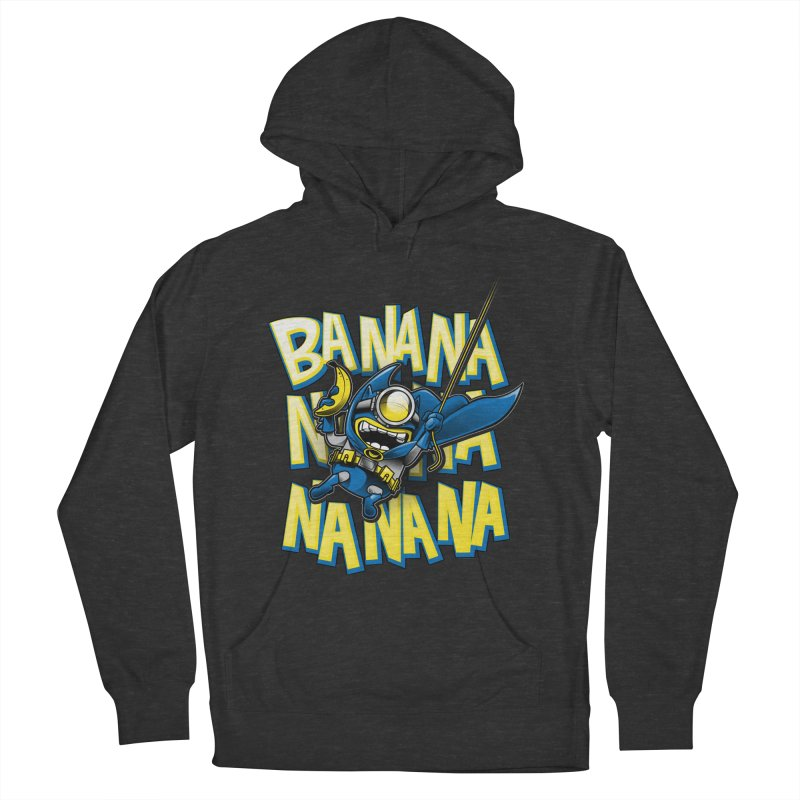 Banana Nana Men's Pullover Hoody by Ian Leino @ Threadless