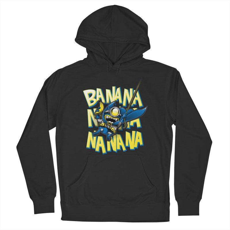 Banana Nana Men's Pullover Hoody by Ian Leino @ Threadless