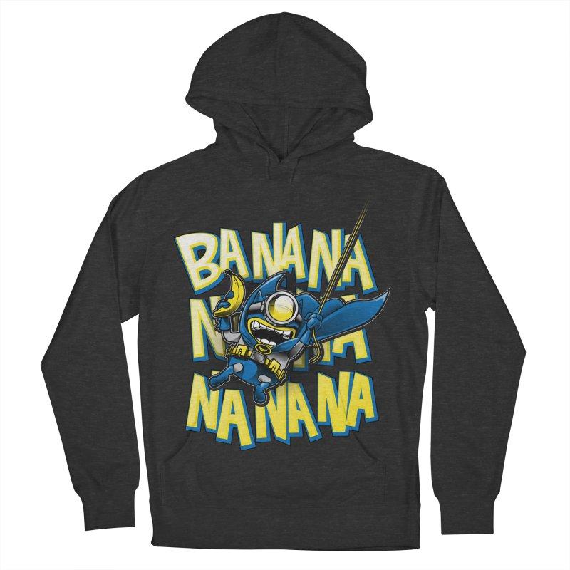 Banana Nana Women's French Terry Pullover Hoody by Ian Leino @ Threadless