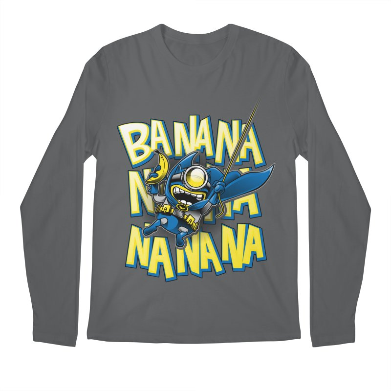 Banana Nana Men's Longsleeve T-Shirt by Ian Leino @ Threadless