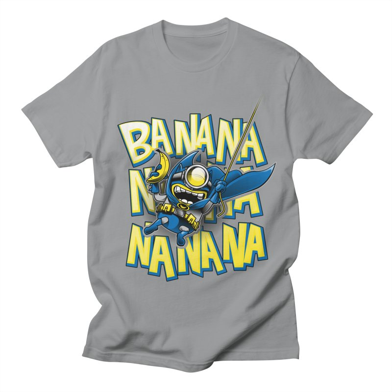 Banana Nana Men's T-shirt by Ian Leino @ Threadless