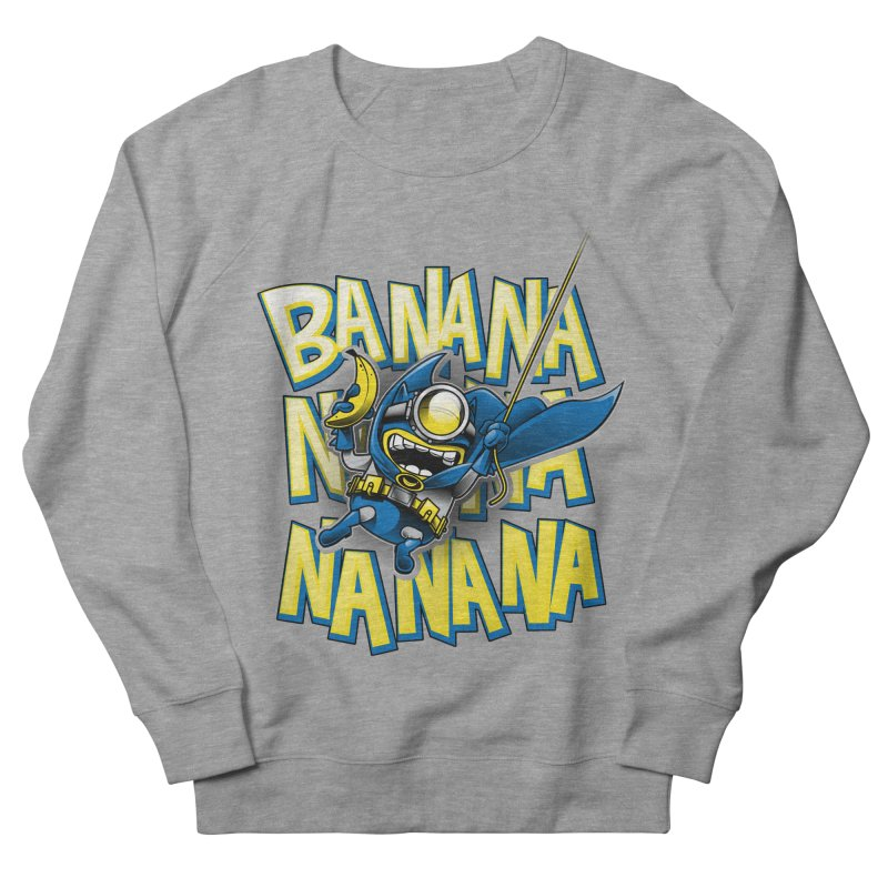 Banana Nana Women's Sweatshirt by Ian Leino @ Threadless