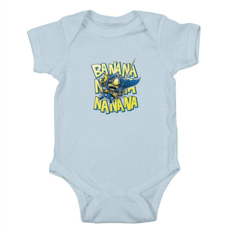 Banana Nana Kids Baby Bodysuit by Ian Leino @ Threadless