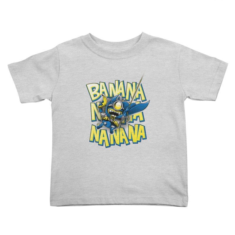 Banana Nana Kids Toddler T-Shirt by Ian Leino @ Threadless