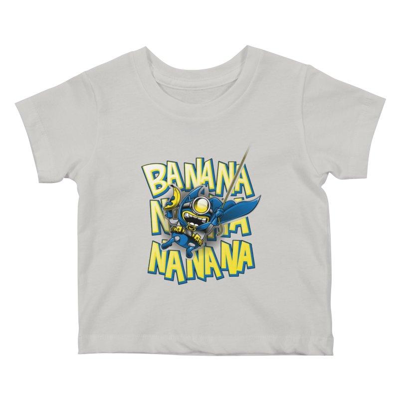 Banana Nana Kids Baby T-Shirt by Ian Leino @ Threadless