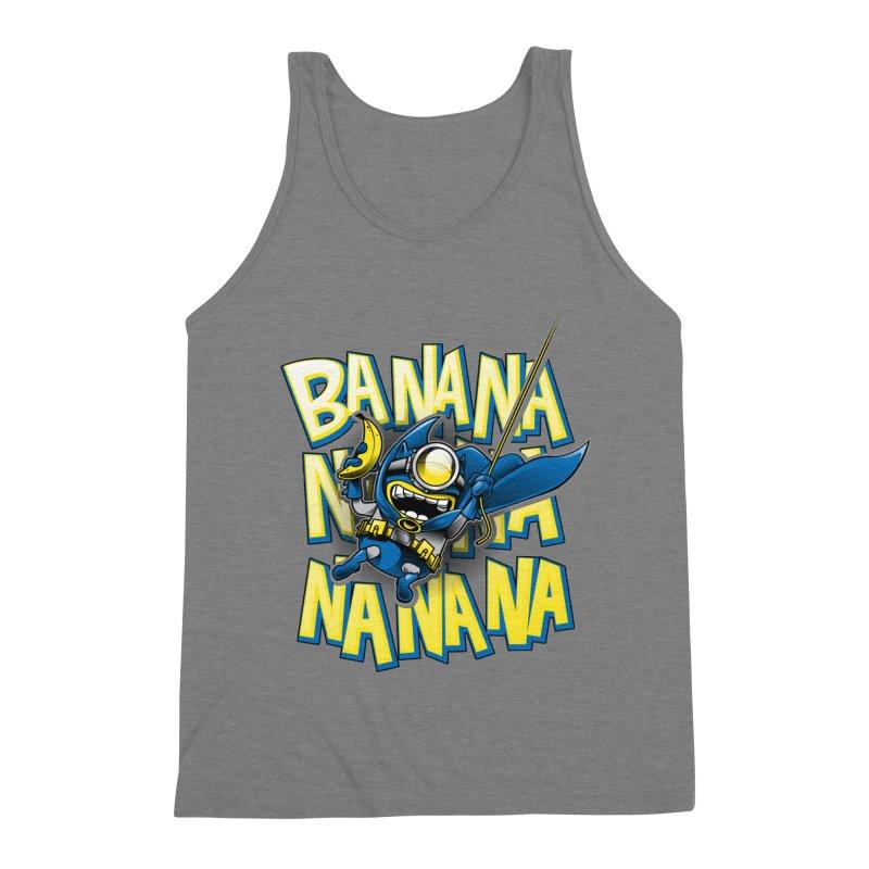 Banana Nana Men's Tank by Ian Leino @ Threadless