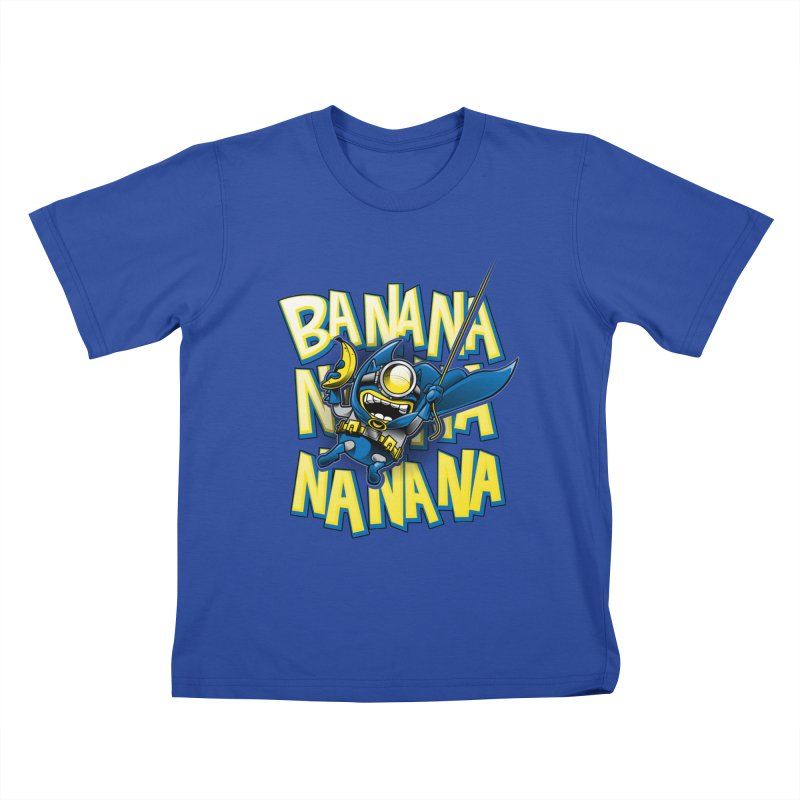 Banana Nana Kids T-Shirt by Ian Leino @ Threadless