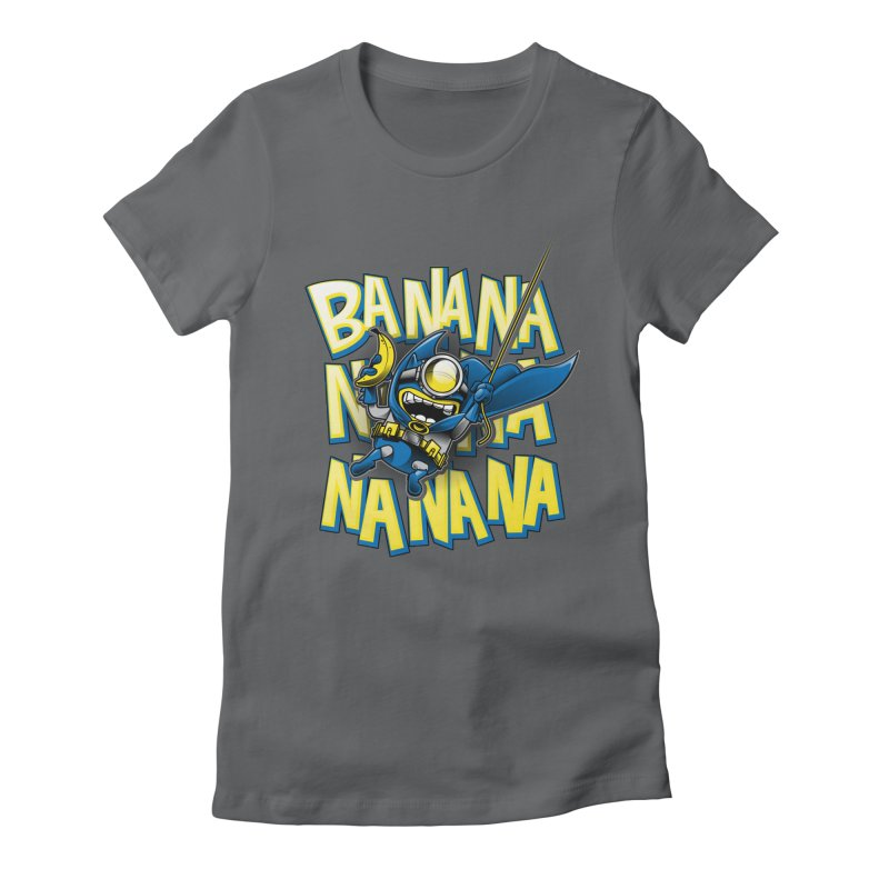 Banana Nana Women's  by Ian Leino @ Threadless