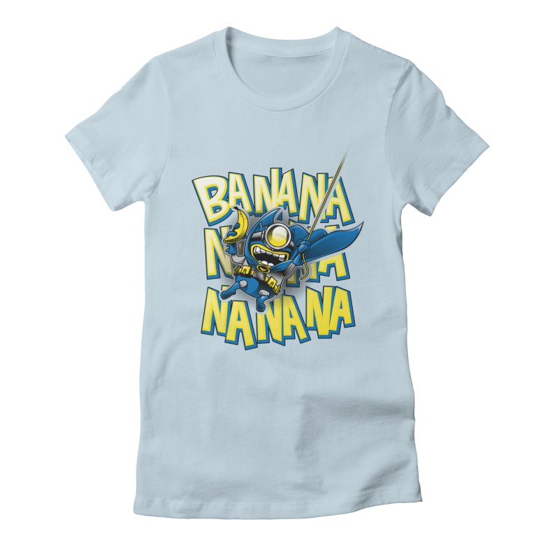 Banana Nana   by Ian Leino @ Threadless