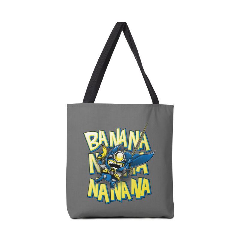 Banana Nana Accessories Tote Bag Bag by Ian Leino @ Threadless