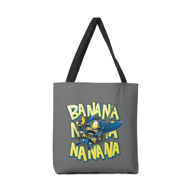 Banana Nana Accessories Bag by Ian Leino @ Threadless