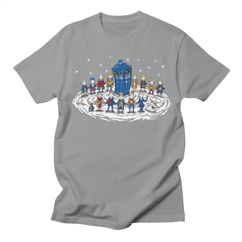 Doctor Whoville Women's Regular Unisex T-Shirt by Ian Leino @ Threadless