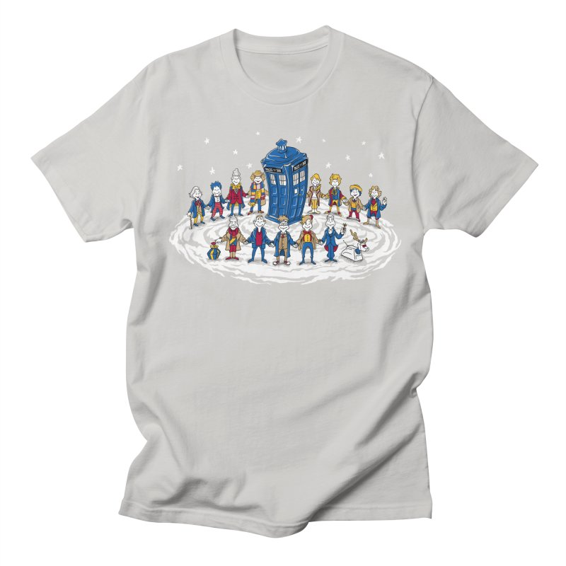 Doctor Whoville Men's T-Shirt by Ian Leino @ Threadless