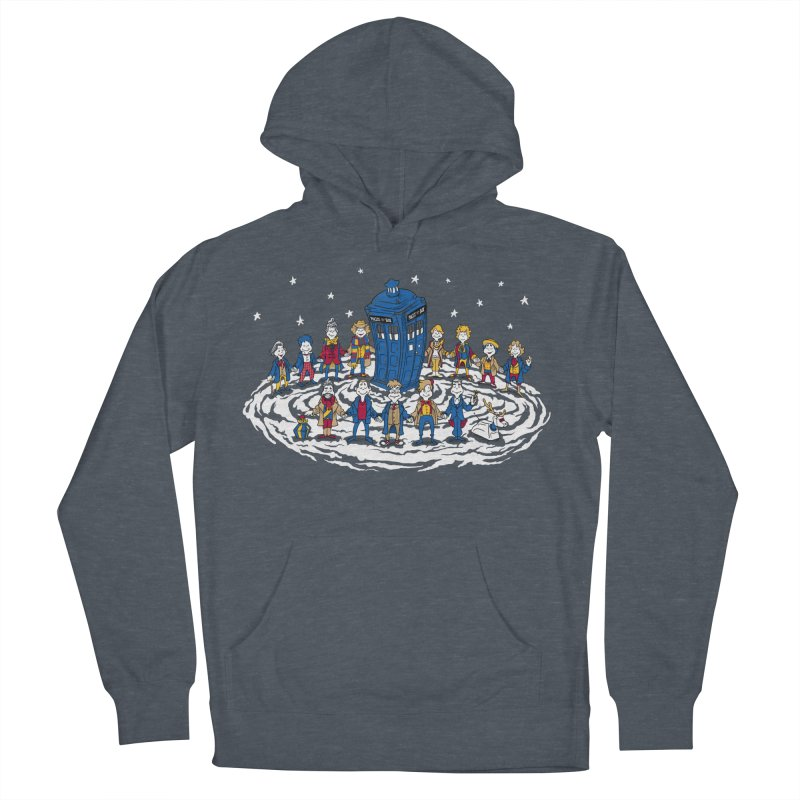 Doctor Whoville Men's Pullover Hoody by Ian Leino @ Threadless