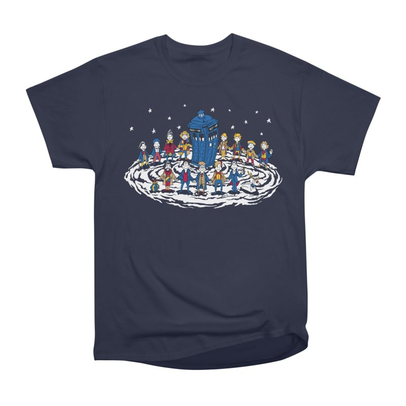 Doctor Whoville Men's Heavyweight T-Shirt by Ian Leino @ Threadless
