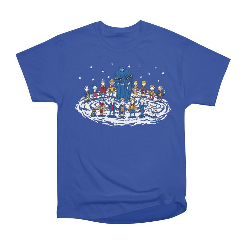 Doctor Whoville Men's Heavyweight T-Shirt by Ian Leino @ Threadless