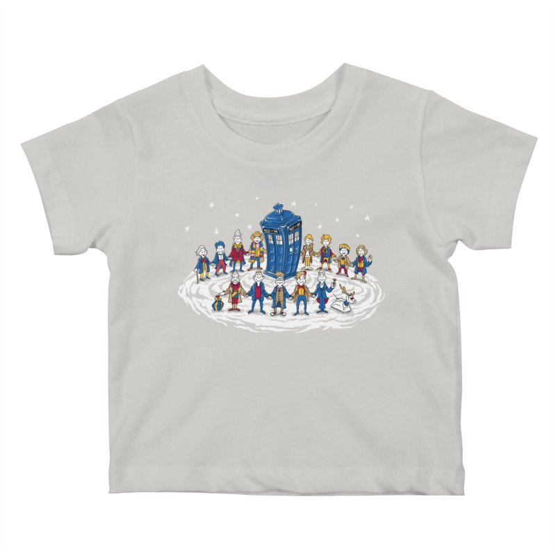 Doctor Whoville Kids Baby T-Shirt by Ian Leino @ Threadless