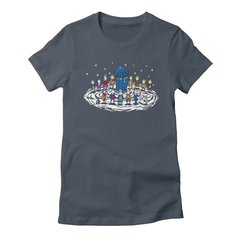Doctor Whoville Women's T-Shirt by Ian Leino @ Threadless