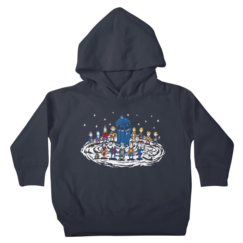 Doctor Whoville Kids Toddler Pullover Hoody by Ian Leino @ Threadless