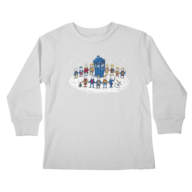 Doctor Whoville Kids  by Ian Leino @ Threadless