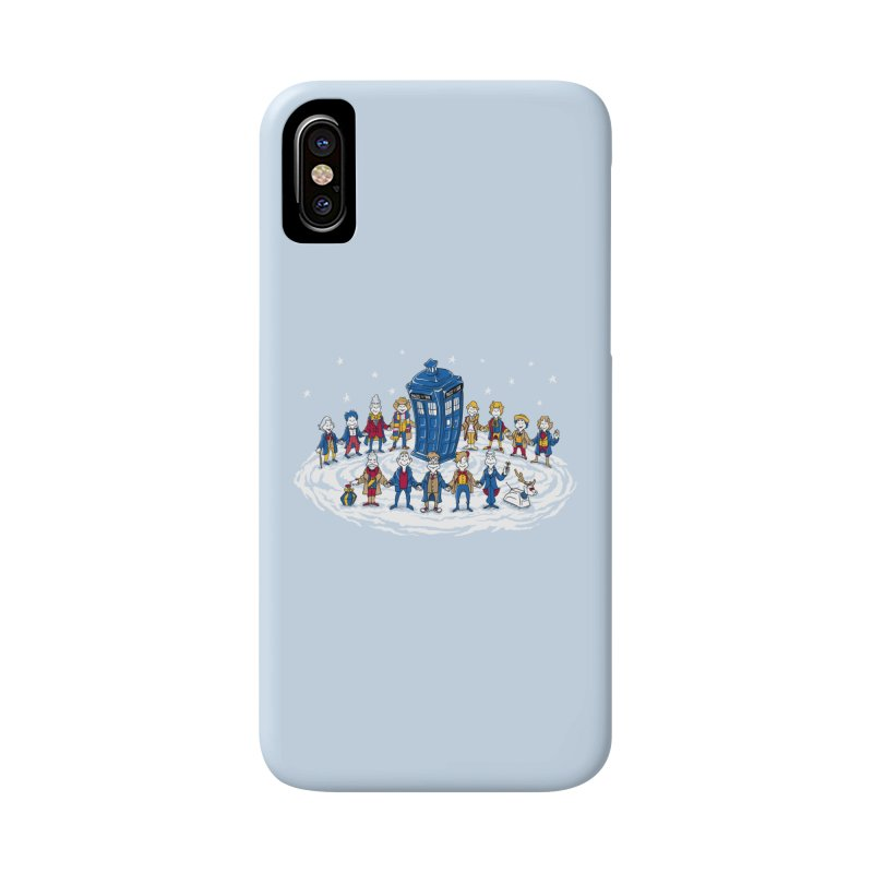 Doctor Whoville Accessories  by Ian Leino @ Threadless