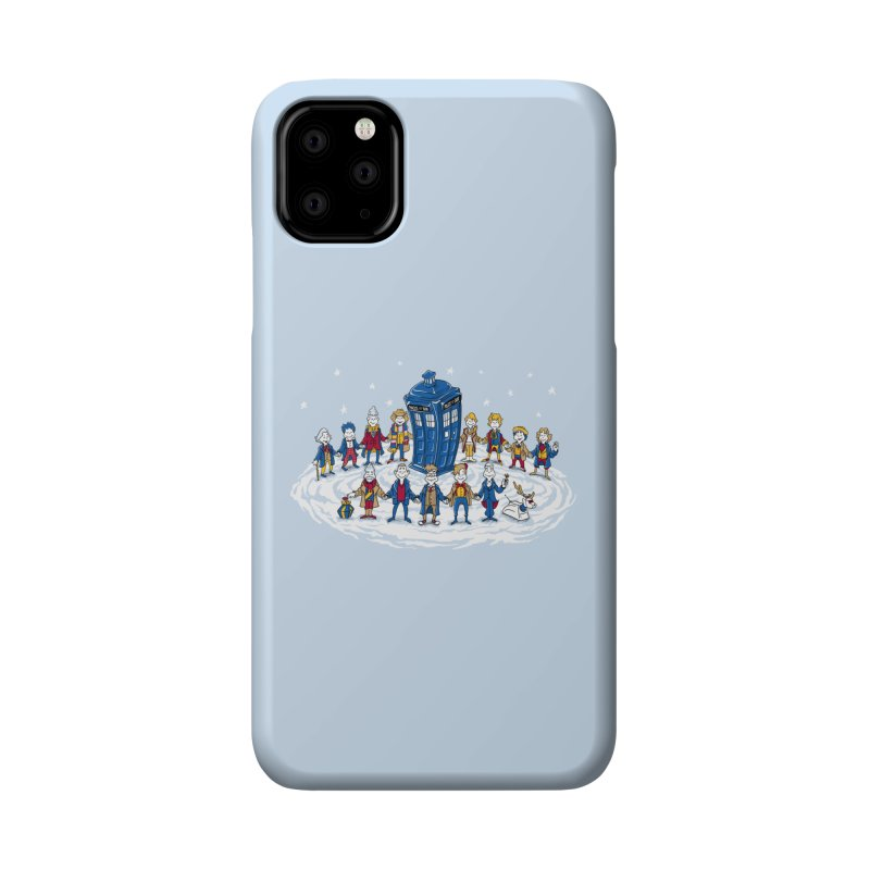 Doctor Whoville Accessories Phone Case by Ian Leino @ Threadless