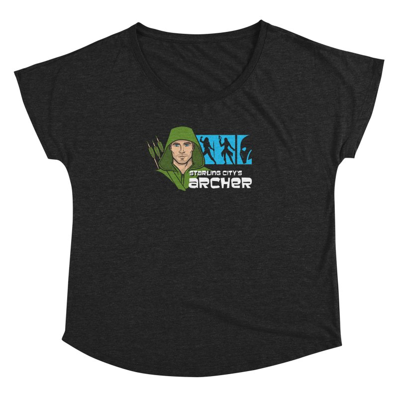 Starling Archer Women's Dolman by Ian Leino @ Threadless