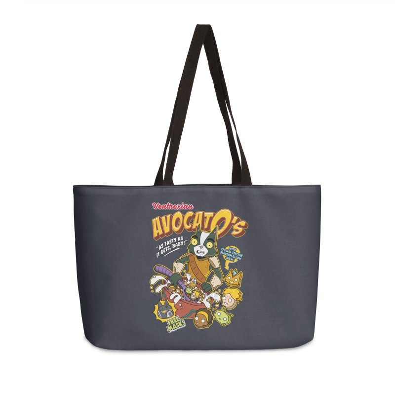 Avocato's Cereal Accessories Bag by Ian J. Norris
