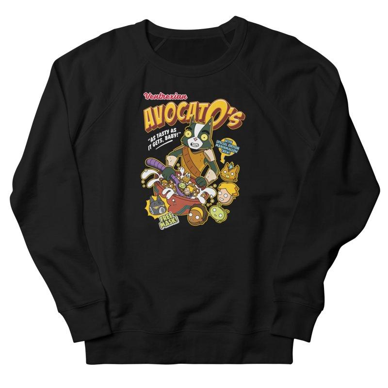 Avocato's Cereal Men's Sweatshirt by Ian J. Norris