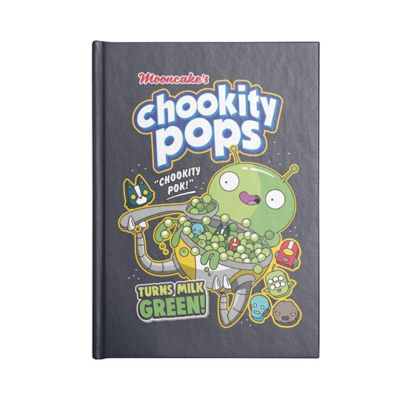 Mooncake's Chookity Pops Accessories Notebook by Ian J. Norris