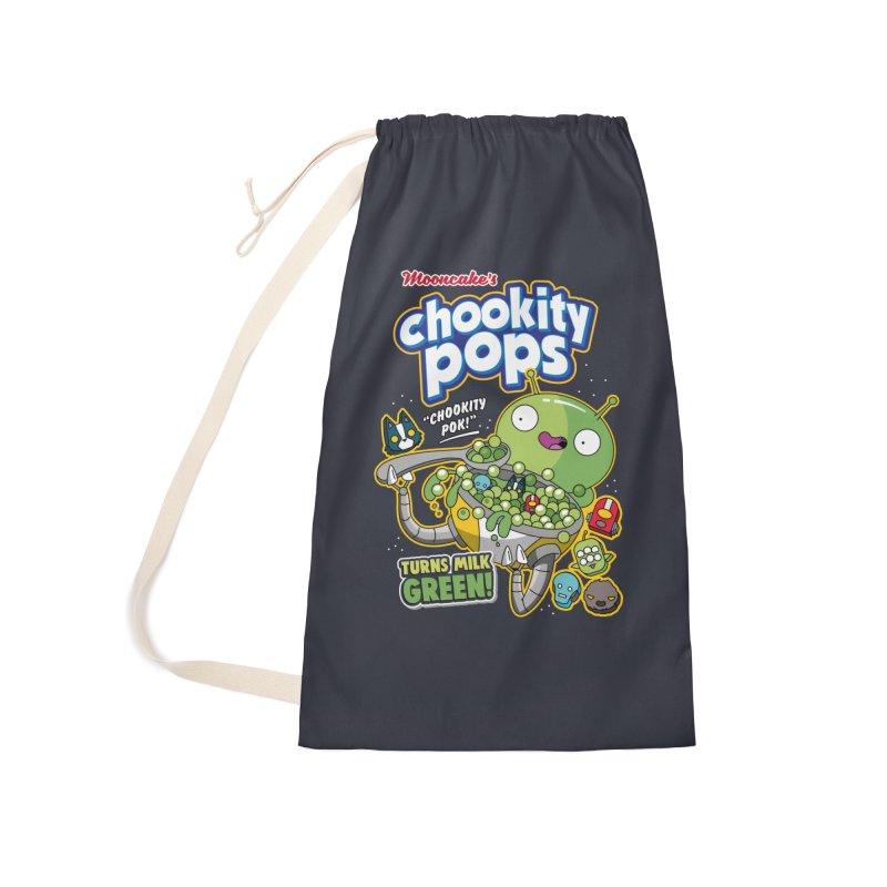 Mooncake's Chookity Pops Accessories Bag by Ian J. Norris
