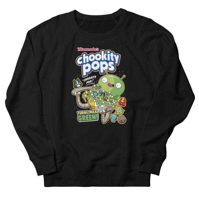 Mooncake's Chookity Pops Men's Sweatshirt by Ian J. Norris