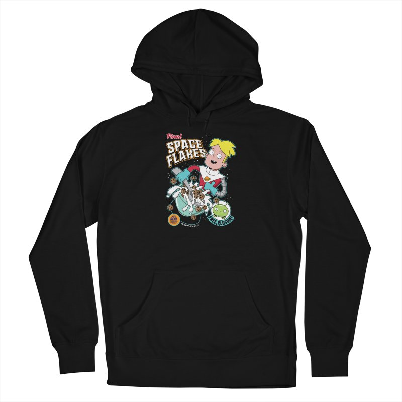 Final Space Flakes Men's Pullover Hoody by Ian J. Norris