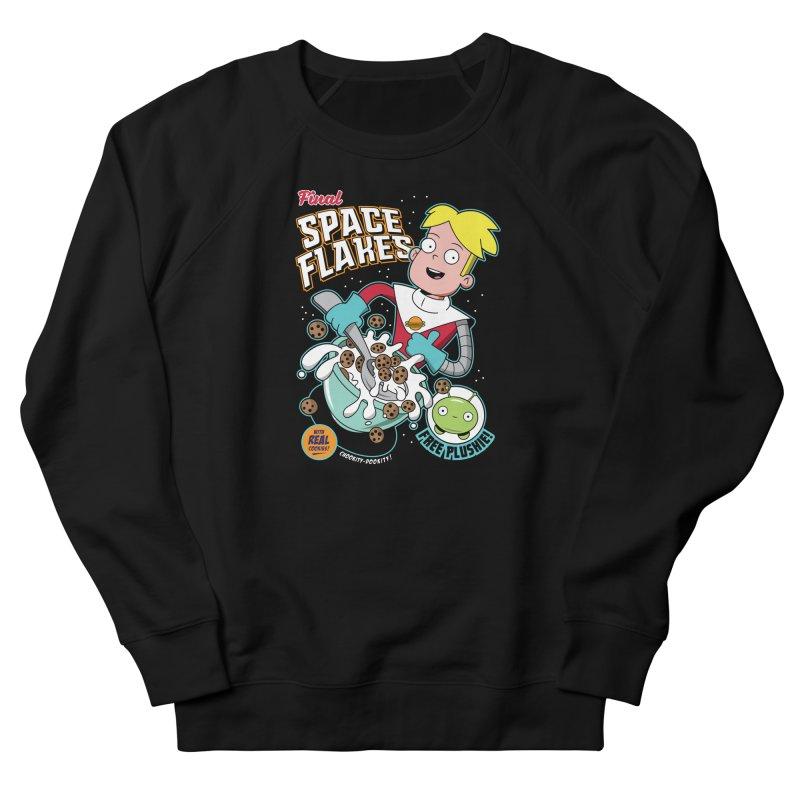 Final Space Flakes Women's Sweatshirt by Ian J. Norris