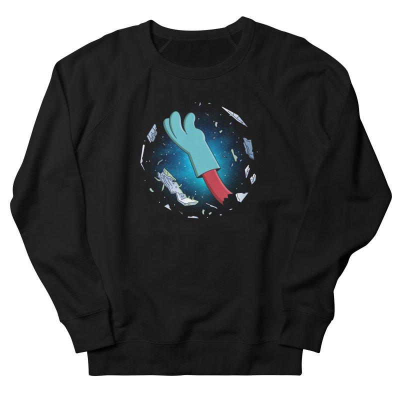 Final Space v Dead Space - Gary's Arm Men's Sweatshirt by Ian J. Norris