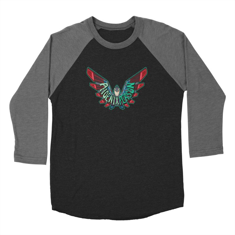 Phoenix Person Women's Longsleeve T-Shirt by Ian J. Norris