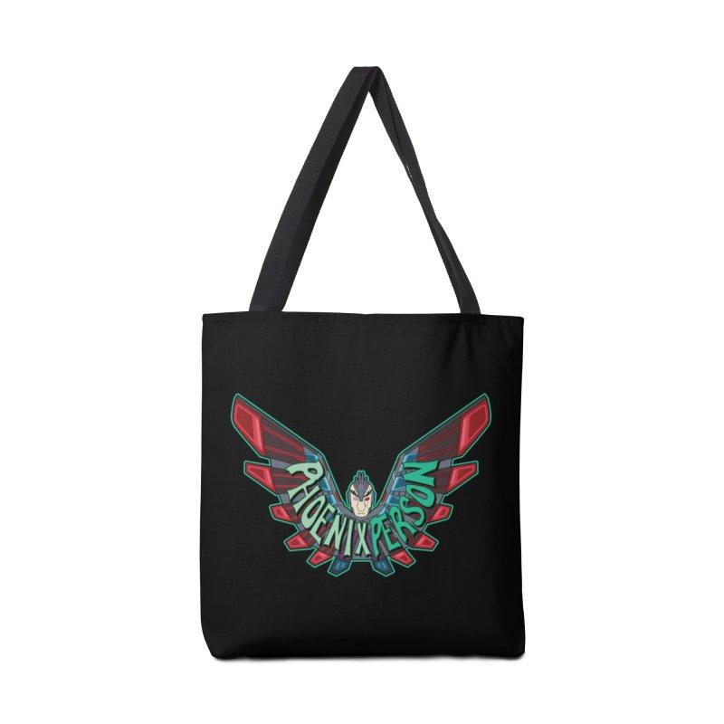 Phoenix Person Accessories Bag by Ian J. Norris