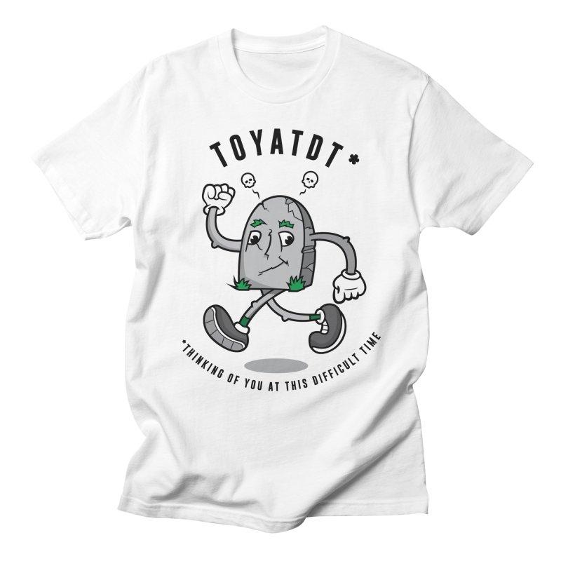TOYATDT Men's T-Shirt by Ian J. Norris
