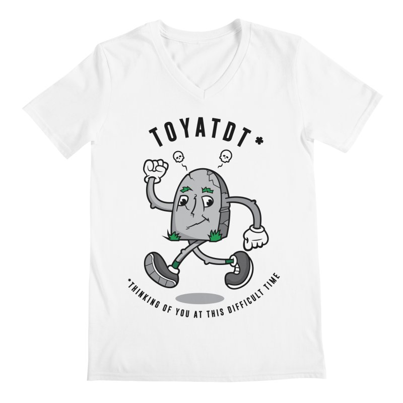 TOYATDT Men's V-Neck by Ian J. Norris
