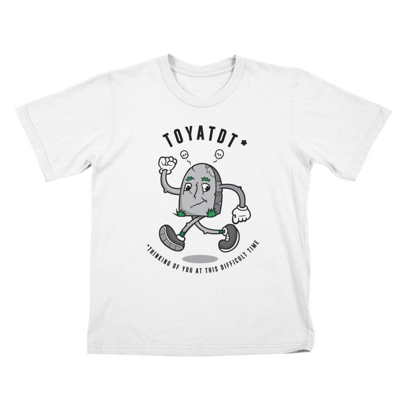 TOYATDT Kids T-Shirt by Ian J. Norris