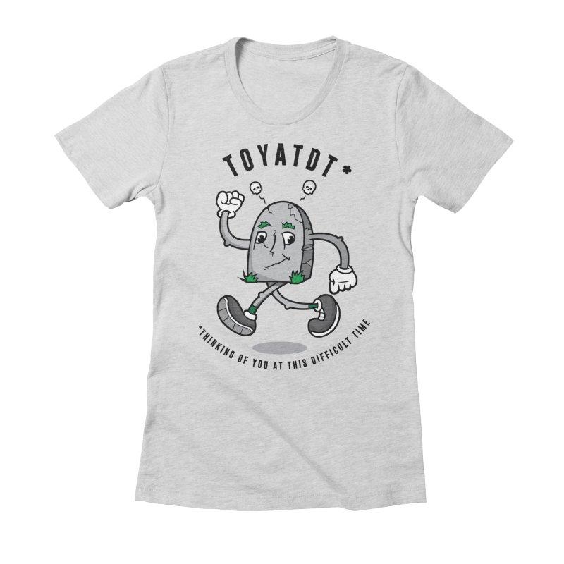 TOYATDT Women's T-Shirt by Ian J. Norris