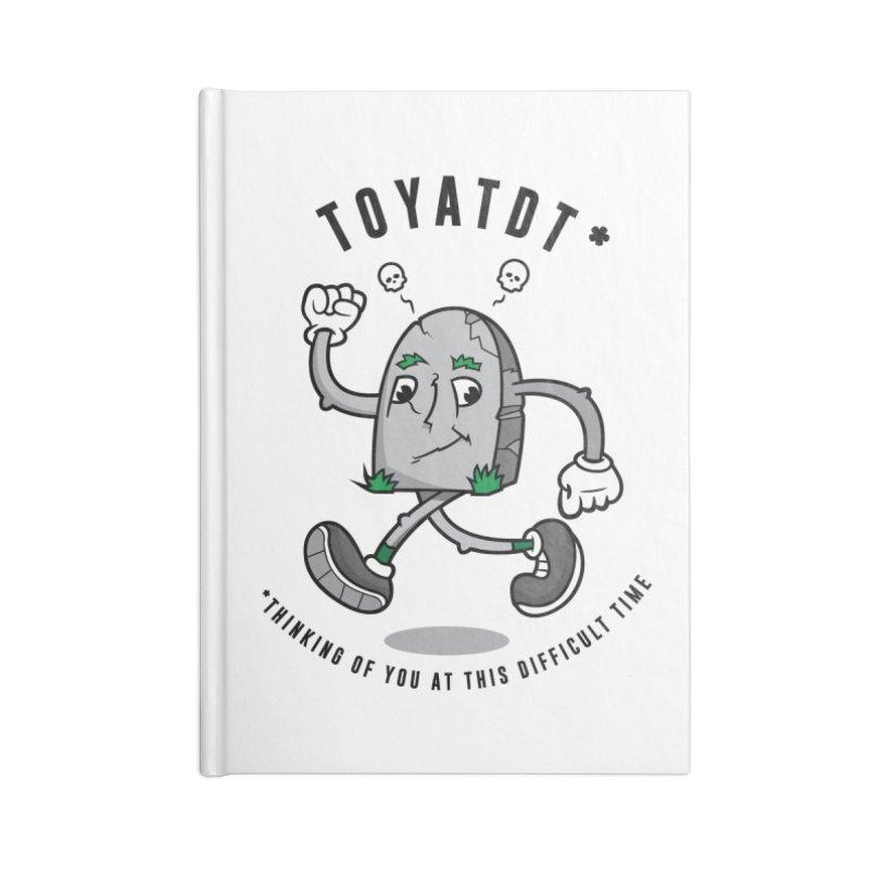 TOYATDT Accessories Notebook by Ian J. Norris