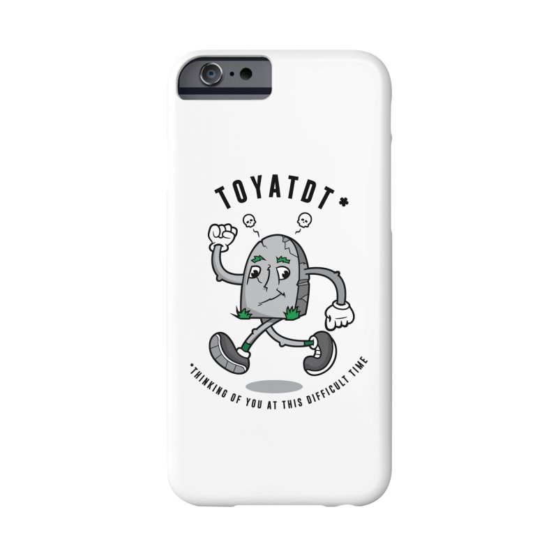 TOYATDT Accessories Phone Case by Ian J. Norris