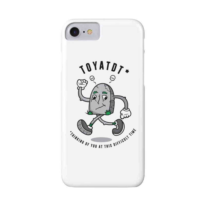 TOYATDT Accessories Phone Case by Ian J. Norris